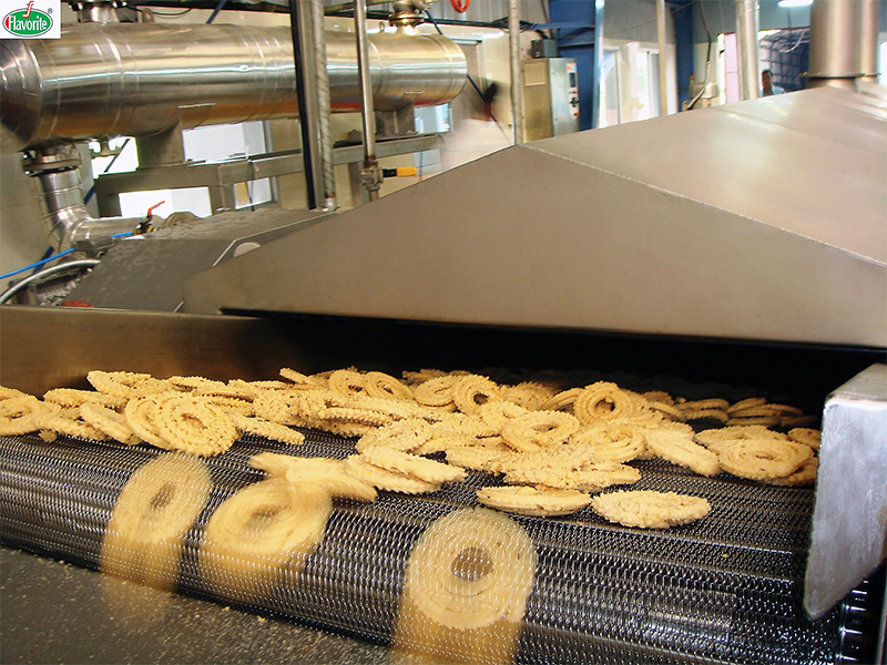 Snack Food Processing